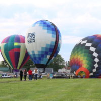Hot air balloon festival cancelled