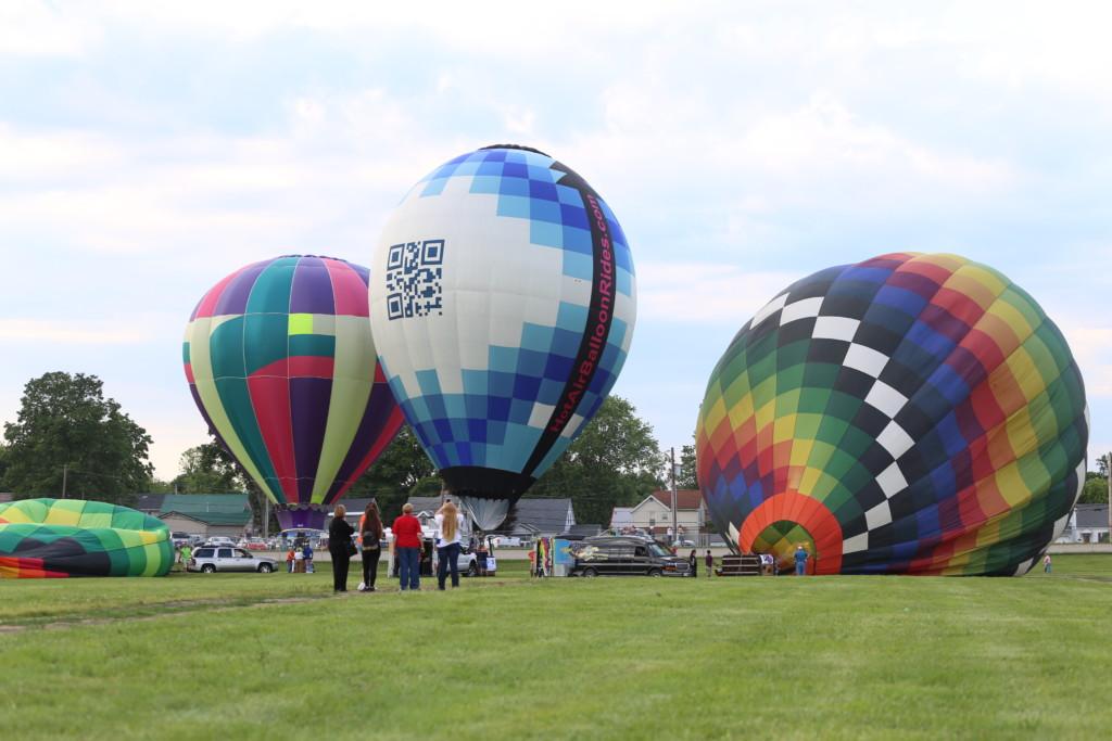 Hot air balloon festival cancelled