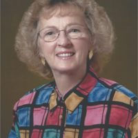 HALL, Florence Maxine OBIT PIC