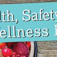 2017 Health, Safety and Wellness Expo Program