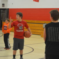 Hopewell Indians Red Team preparing for state