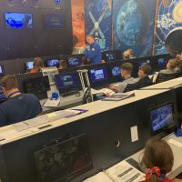 River View Junior High students experience NASA project