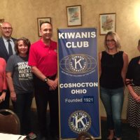 Kiwanis Club inducts new officers
