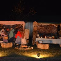 Journey through the Live Nativity