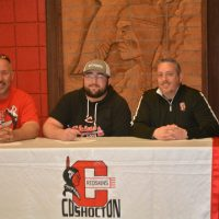 Waycaster signs letter of intent with Ohio Valley University