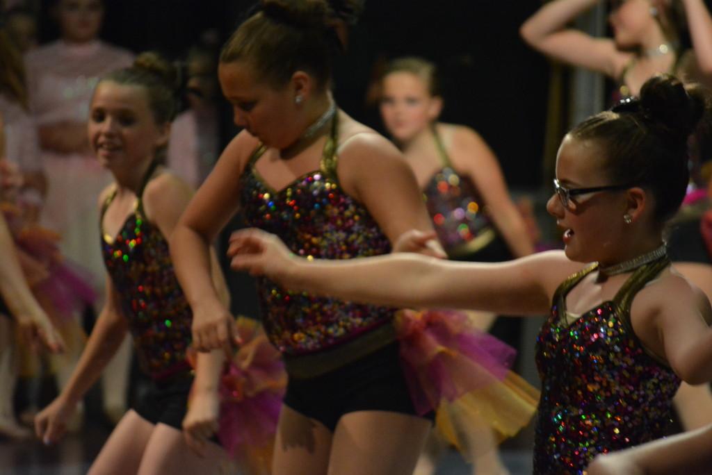 Miss Jennifer's Dance Studio recital17