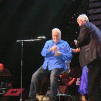 Mitchell receives country music award