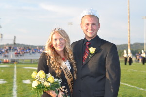 RV king and queen