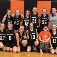 Seventh graders win championship