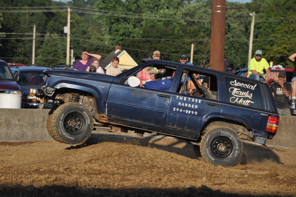 Rough truck adds autocross for a special two-night summer event