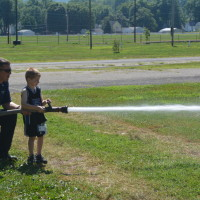 Safety City educates kindergarten students