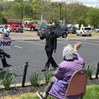 Windsorwood celebrates mothers with a parade