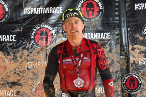 Scott Duncan enjoys competing in Reebok Spartan Races. Contributed | Beacon