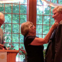 Pyle inducted as District Governor of Rotary International District 6690