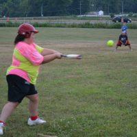 Special Olympics softball team starts up