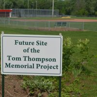 Community offered chance to be part of Tom Thompson memorial