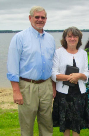 Pastor Jim Evans and his wife Melony from Litchfield, Mich. have joined the First Baptist Church of West Lafayette. Contributed | Beacon