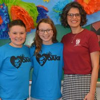 Warsaw Elementary students selected to sing in National Conference Choir