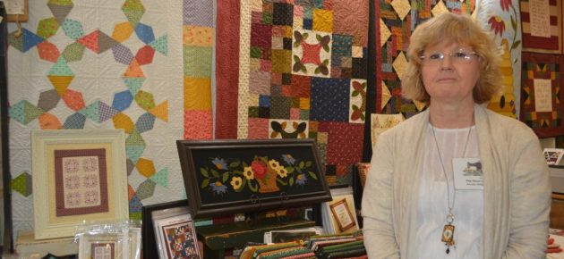 Winners of quilt show named