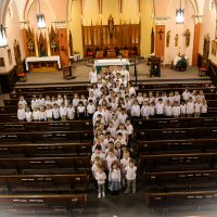 Students celebrate Catholic Schools Week
