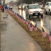 Local Red Cross and Annin help honor Westerville officers