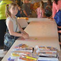 Church hosts back to school fair