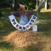 Clary Gardens' Scarecrow Trail expands