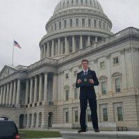 Shriver graduates US Senate Page Program