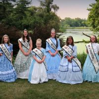 Area youth running for canal royalty