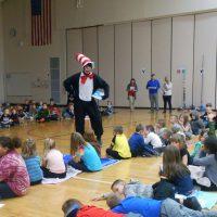 CES celebrates Read Across America Week