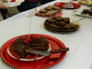 Yum: Start your Valentine's Day celebration off with a variety of yummy desserts at the Chocolate Extravaganza from 3 to 5 p.m. Feb. 14, at the Coshocton County Career Center.