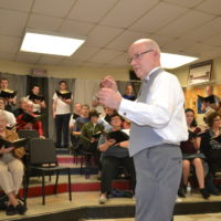 Coshocton Community Choir concert is a family tradition