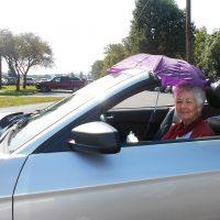 Senior center organizes drive-in Bingo