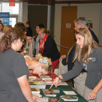 College fair features nearly 70 schools