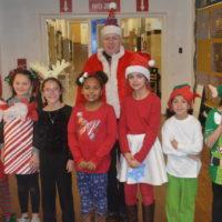 Conesville Elementary celebrates the holidays