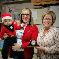 Porter named Conesville's volunteer of the year