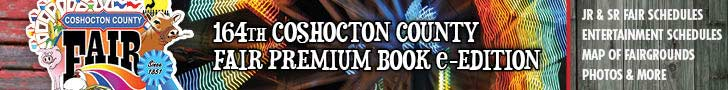 2015 Coshocton County Fair Premium Book