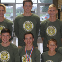 River View Cross Country team makes history