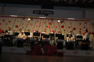 Dance: The Sweetheart Big Band Dance will be held from 8 to 11 p.m. Feb. 14 at Lake Park Pavilion.