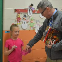 CES holds second annual holiday door decorating contest