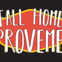 Fall Home Improvement 2016