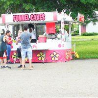 Enjoy your favorite fair food this weekend