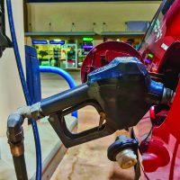 New stickers to be affixed to county gas pumps