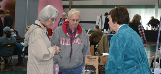 Health expo shared important information with community