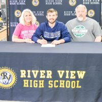 River View athletes set to compete in college