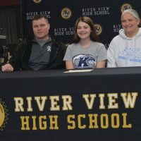 River View's Williamson signs with Kent State Tuscarawas
