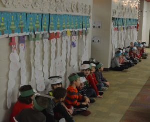Ces Holds Holiday Door Decorating Contest Coshocton Beacon Today