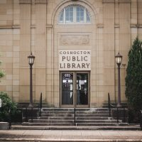 Census information can be filled out at library