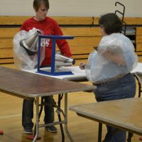 NewPointe Community Church hosts Feed My Starving Children event