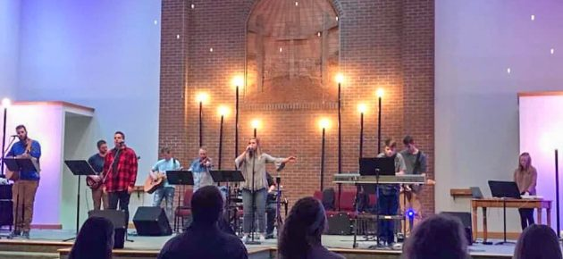 Night of worship planned at Tabernacle